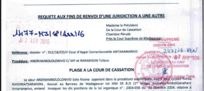 La Cour Du0027appel ...